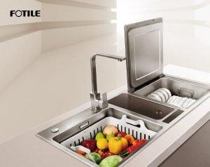 Fotile Sink Dishwasher - Basket