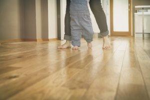 wood flooring waterproof