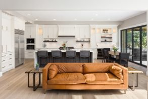 Cabinet Lighting Adds Elegance & Practicality